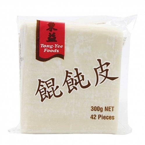 Tong Yee Wonton Pastry 300g