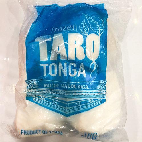 Tonga Frozen Taro 1kg