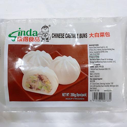 Sinda Chinese Cabbage Buns 390G
