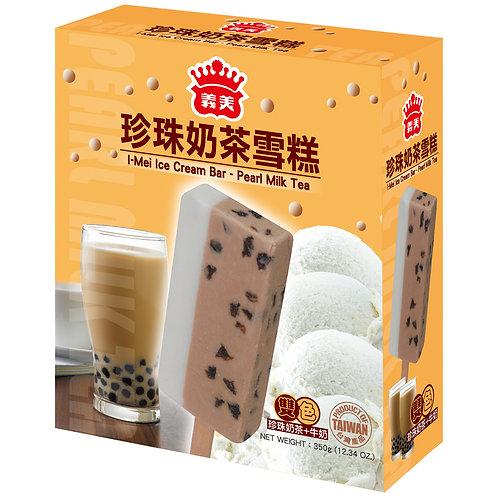 Imei Pearl Milk Tea Ice Bars Family Pack 義美珍珠奶茶雪糕