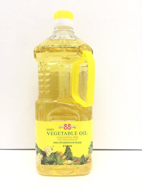 88 Vegetable Oil 2L 88菜油