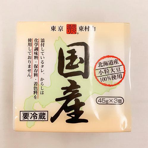 Tokyo Natto 45g x 3 東京納豆