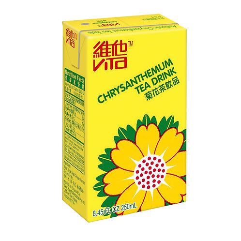 Vita Chrysanthemum Tea 250mL x pack of 6 維他菊花茶