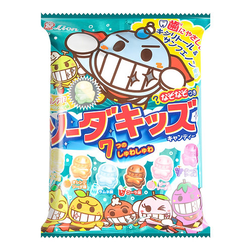 Lion Soda Candy 98G