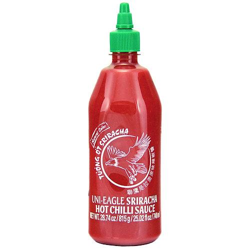 Uni-Eagle Sriracha Hot Chilli Sauce 815g