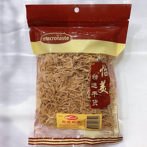 Macrotaste Shrimp Shell 100G 生曬蝦皮