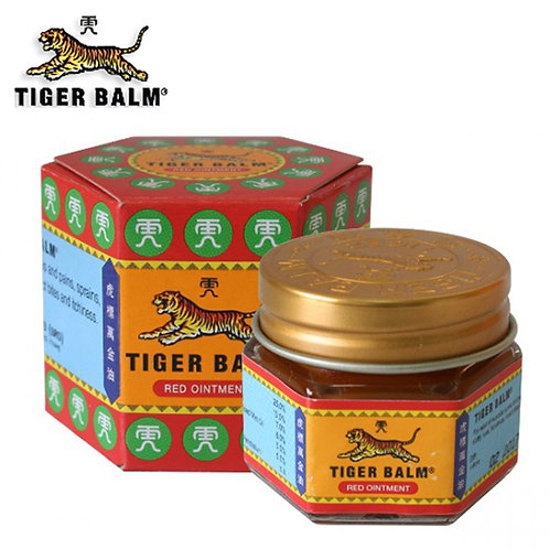 Red Tiger Balm Ointment Painkiller Ointment