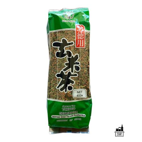 Ujinotsuyu Genmaicha 400g 宇治の露玄米茶
