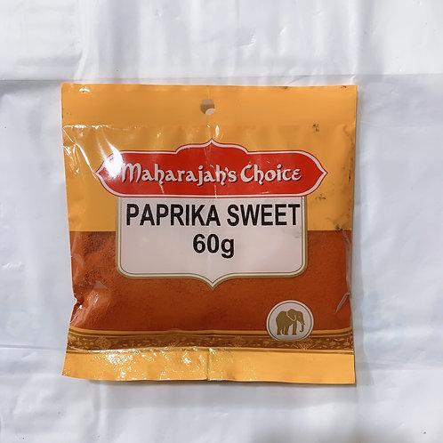 Maharajah's Choice Paprika Sweet 60G