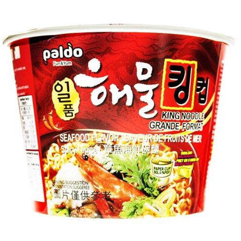 Paldo Seafood Noodle Soup Bowl