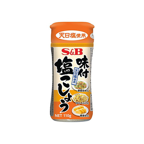 S&B Pepper Salt 110G