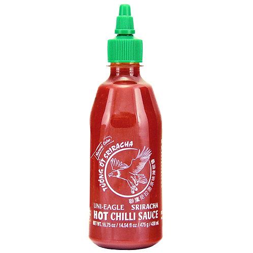 Uni-Eagle Sriracha Hot Chilli Sauce 475g