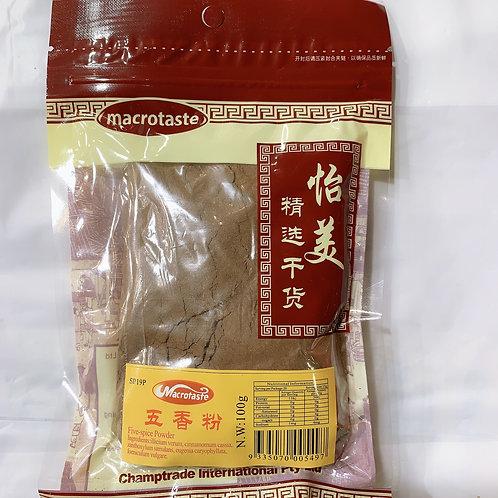Macrotaste Five Spice Powder 100G 五香粉