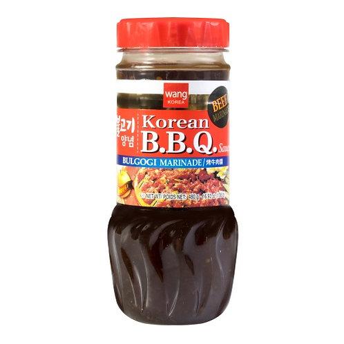 Wang Korean Beef BBQ Sauce 480g
