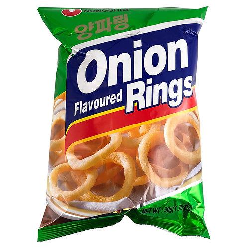 Nongshim Onion Rings 90g 農辛洋蔥圈