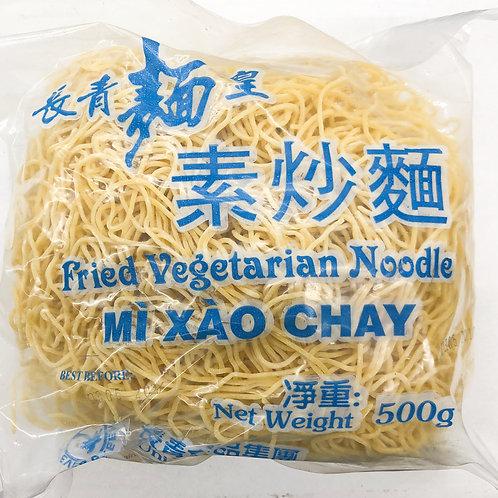 Uni-Green Vegetarian Fried Noodle 500g 長青素食炒麵