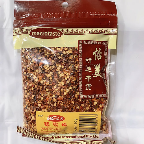 Macrotaste Chili Crash 100G 辣椒碎