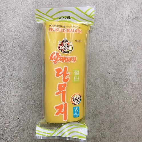 ASSI Japanese Style Pickled Radish 340G