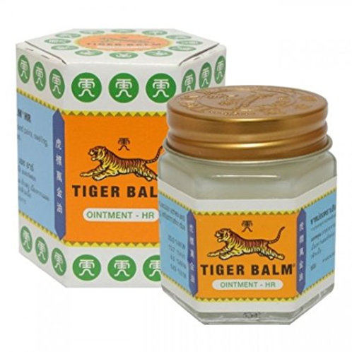 White Tiger Balm Ointment Painkiller Muscle Pain Relief Ointment