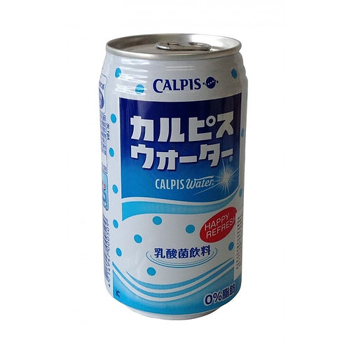 Calpis 335mL x 6 cans 可爾必思水語335mL 6罐裝