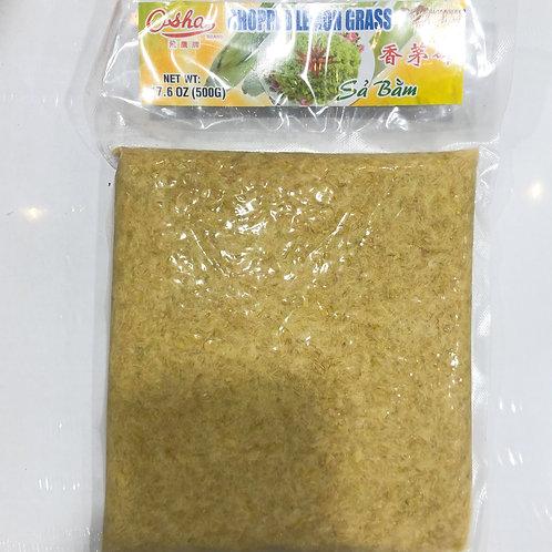 O-Sha Diced Lemongrass 500g