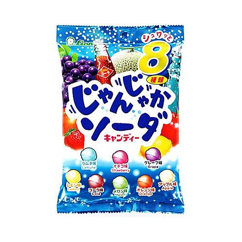 Lion Soda Candy 112G