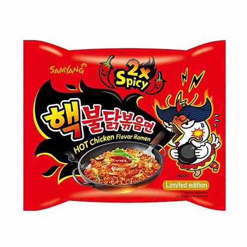 SamYang Double Hot Chicken Noodles 5 Packs