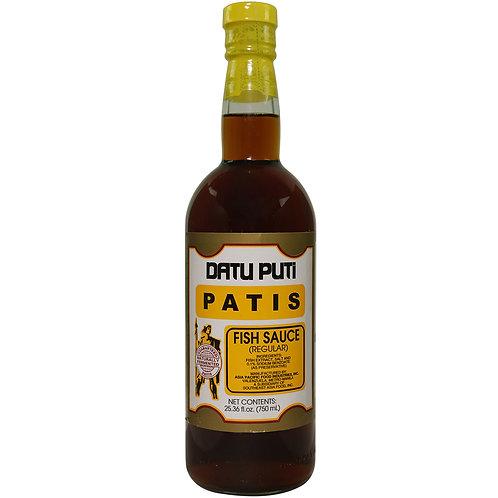 Datuputi Fish Sauce 750ml
