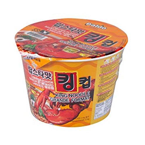 Paldo Lobster Noodle Soup Bowl