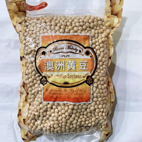 Macrotaste Soy Beans 1K 澳洲黄豆