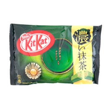 Nestle KitKat Matcha Green Tea 135G