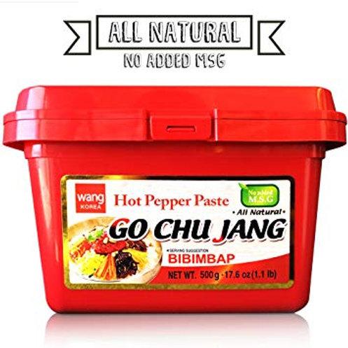 Wang Korean Chili Paste Gochujang 500g
