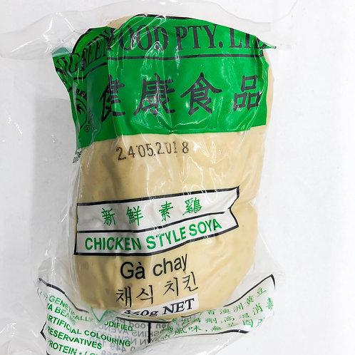Uni-Green Soya Chicken 350g 長青素雞