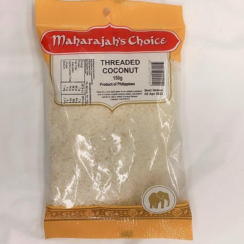 Maharajah's Choice Threaded Coconut 150G