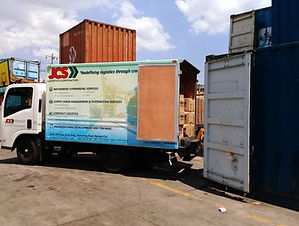 JCS Logistics Corporation - Less Container Load