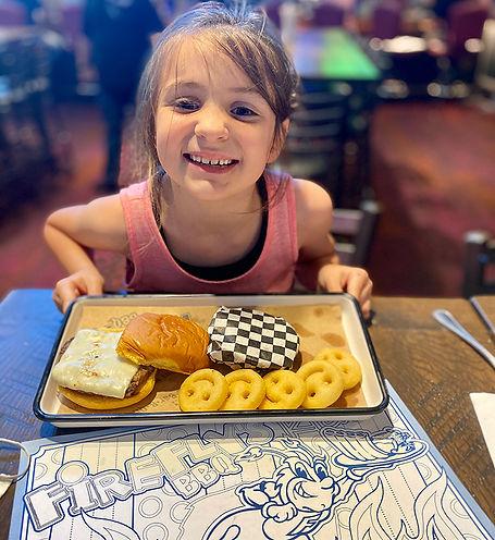 Smiley Fry Kids Meal Jillian Morin Daugh