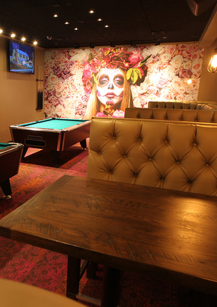 Pool Tables Left - Dante's
