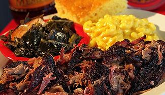 Firefly's BBQ Pulled Pork Platter