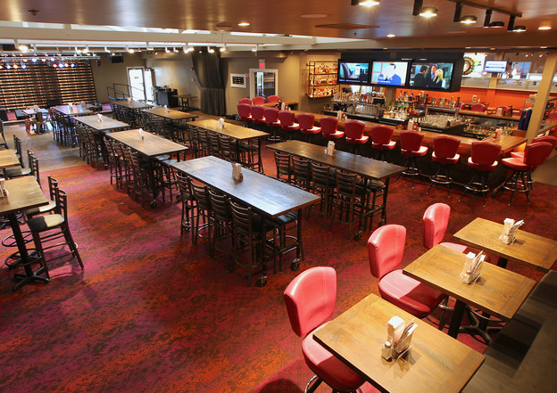 Tables + Bar - Dante's