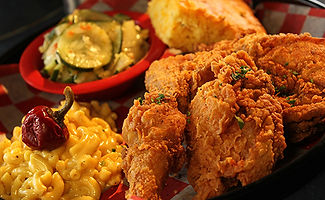 Firefly's BBQ Southern Fried Chicken