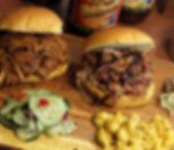 Firefly's BBQ Rachel's Rockin' Nachos