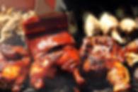 Firefly's BBQ Jumbo Wings