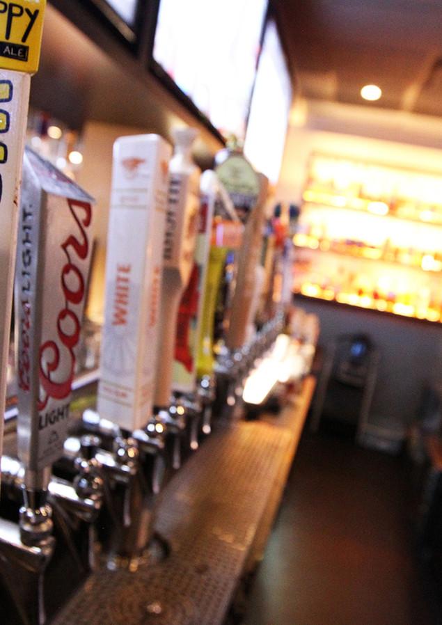 Beer Taps - Dante's