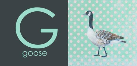 """Alphabet Stage - """"G"""""""