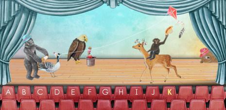 "Alphabet Stage - ""K"""