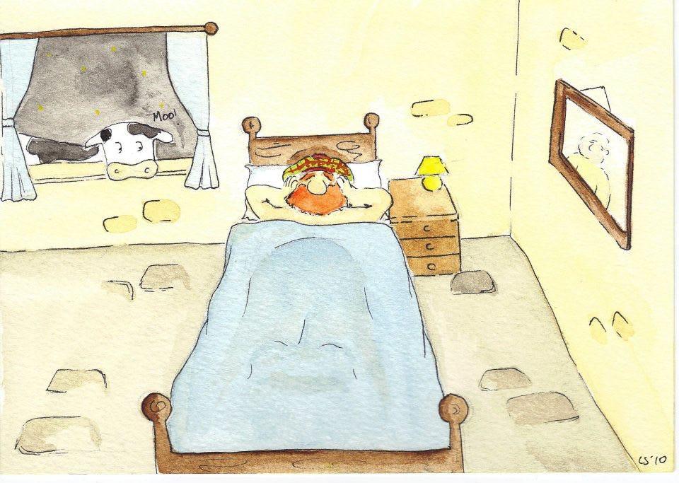 Sleepless in C-attle