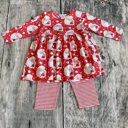 Santa Legging Set