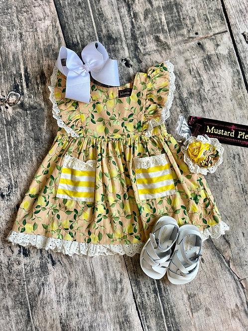Alice Dress Lemons