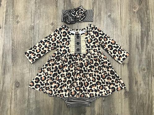 Leopard Dress Bubble