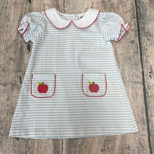 Apple Appliqué Dress